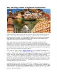 Best Amazing Golden Triangle with Varanasi tour Packages PowerPoint PPT Presentation