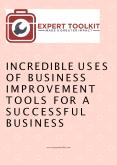 What everyone should know about business improvement tools? PowerPoint PPT Presentation