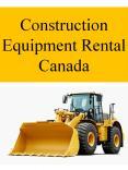 Construction Equipment Rental Canada PowerPoint PPT Presentation