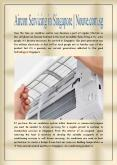 Best Aircon Servicing Cleaning Repair in Singapore PowerPoint PPT Presentation