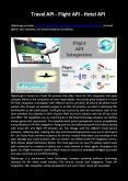 Travel API - Flight API-Hotel API PowerPoint PPT Presentation