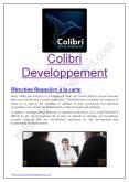 Direction financière à la carte PowerPoint PPT Presentation