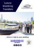 Melbourne Boat Hire wedding transfers PowerPoint PPT Presentation