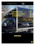 Baldwin Removals - Top Local Removal Company PowerPoint PPT Presentation