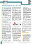 The Water Main Report Card -Presentation PowerPoint PPT Presentation