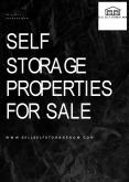 Preparations while choosing for self storage properties for sale