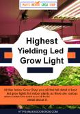 Things Which Make Indoor Grow Light Different From Others PowerPoint PPT Presentation