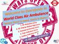 World Class Air Ambulance in Patna – Avail of Satisfied and Experienced Medical Service PowerPoint PPT Presentation