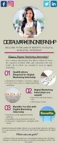 Benefits of Digital Marketing Internship PowerPoint PPT Presentation