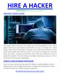 hire a hacker PowerPoint PPT Presentation