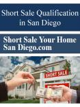Short Sale Qualification in San Diego PowerPoint PPT Presentation