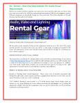 Av-denver: Audio Visual equipment and technical assistance PowerPoint PPT Presentation