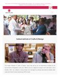 Indian Institute Of Crafts & Design PowerPoint PPT Presentation