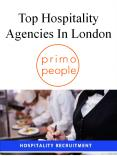 Top Hospitality Agencies In London PowerPoint PPT Presentation