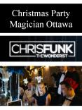 Christmas Party Magician Ottawa PowerPoint PPT Presentation