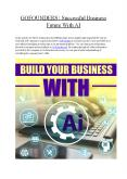 GOFOUNDERS   Successful Business Future With AI PowerPoint PPT Presentation