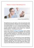 5 Reasons to outsource Telemarketing Services (2) PowerPoint PPT Presentation