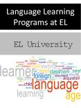 Language Learning Programs at EL PowerPoint PPT Presentation