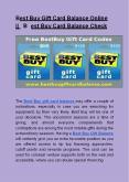 Best Buy Gift Card Balance Online || Best Buy Card Balance Check