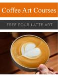 Coffee Art Courses PowerPoint PPT Presentation