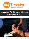 Lawyers For Drivers License Suspension NY PowerPoint PPT Presentation