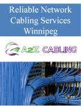 Reliable Network Cabling Services Winnipeg PowerPoint PPT Presentation