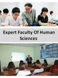Expert Faculty Of Human Sciences PowerPoint PPT Presentation