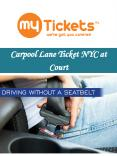 Carpool Lane Ticket NYC at Court PowerPoint PPT Presentation