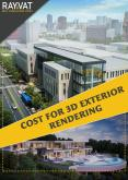 Factors of Cost for 3D Exterior Rendering PowerPoint PPT Presentation