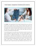 Brain Tumors- Symptoms, Treatments & Prevention PowerPoint PPT Presentation