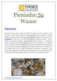 Pieniadze PowerPoint PPT Presentation