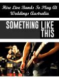 Hire Live Bands To Play At Weddings Australia PowerPoint PPT Presentation