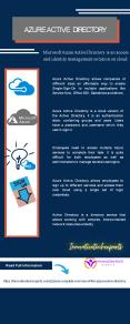 Overview of the Azure Active Directory PowerPoint PPT Presentation