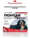 Frontline Plus for Extra Large Dogs over 89 lbs (Red) - PDF - CanadaPetsSupplies PowerPoint PPT Presentation