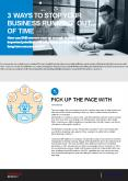 3 Ways to Stop Your Business Running Out of Time PowerPoint PPT Presentation