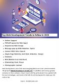 Top Web Development Trends to follow in 2020 PowerPoint PPT Presentation