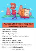 7 Amazing SEO Tips to Keep Your Site Moving Up in 2020 PowerPoint PPT Presentation