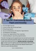 7 Tips for Overcoming Dental Fears and Anxiety PowerPoint PPT Presentation