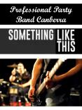 Professional Party Band Canberra PowerPoint PPT Presentation