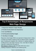 Top 5 Advantages of Responsive Web Page Design PowerPoint PPT Presentation