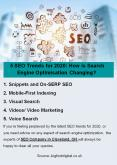 5 SEO Trends for 2020 How is Search Engine Optimisation Changing PowerPoint PPT Presentation