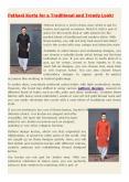 Mens Pathani Kurta Online in India PowerPoint PPT Presentation