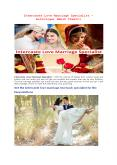 Intercaste Love Marriage Specialist - Astrologer Naksh Shastri PowerPoint PPT Presentation