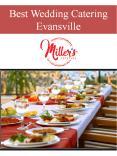 Best Wedding Catering Evansville PowerPoint PPT Presentation
