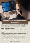 Benefits of Using Umbraco for Website Development PowerPoint PPT Presentation