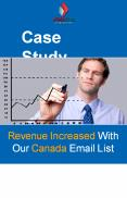 Revenue Increased With eSalesData Canada Email List PowerPoint PPT Presentation