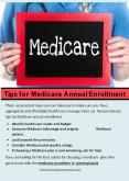 Tips for Medicare annual enrollment PowerPoint PPT Presentation