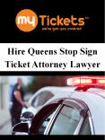 Hire Queens Stop Sign Ticket Attorney Lawyer PowerPoint PPT Presentation
