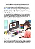 Factor That Makes Custom Embroidery Digitizing So Crucial- BitsnPixs LLC PowerPoint PPT Presentation