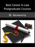 Best Career In Law Postgraduate Courses PowerPoint PPT Presentation